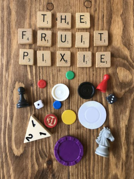 15 Assorted Game Pieces